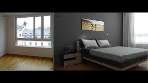 Kleine Räume Einrichten Stilvolle Männer Schlafzimmer Vorher