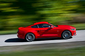 2015 Ford Mustang Specs Revealed – GT Gets 435 Horsepower