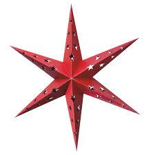 Designkarton Messina Stern Sternenstaub