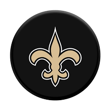 NFL - New Orleans Saints Logo PopSockets Grip