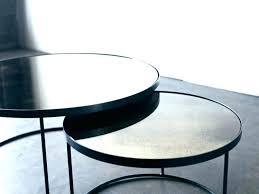 nesting coffee tables round nesting coffee tables round round glass nesting coffee tables round nesting coffee