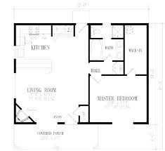 one bedroom house plans with garage 1 bedroom guest house floor plans 1 bedroom house design