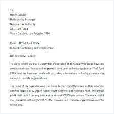 Sample Proof Of Employment Letter Letter Proof Of Employment Letter Of Employee Verification
