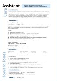 Sample Of A Simple Resume Format | Resume-Layout.com