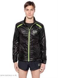 men casual jackets ea7 emporio armani new autumn and winter 2017 ventus lightweight nylon running jacket 57245