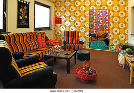70s living room, leading to a teenager's room at a special exhibition from  2010 to