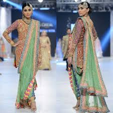 Pakistani Designer Khada Dupatta Pin On Khada Dupatta