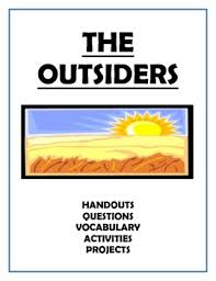 best the outsiders images the outsiders high  outsiders novel study unit common core questions activities projects