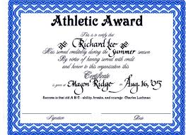 Acknowledgement Certificate Templates Template Acknowledgement Certificate Template Sports Certificates 19