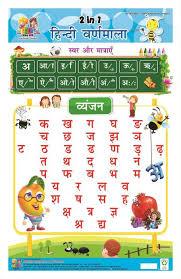 Swar Vyanjan Chart 2 In 1 Hindi Varnmala And Hindi Varnmala Swar Aur Vyanjan Buy 2 In 1 Hindi Varnmala And Hindi Varnmala Swar Aur Vyanjan By Mehta Graphics At Low
