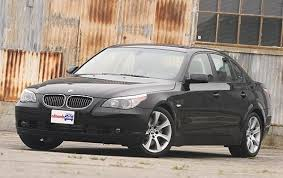 BMW 5 Series 2005 bmw 5 series 545i : 2005 BMW 5 Series - Information and photos - ZombieDrive