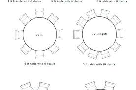 dining table size for 8 table for size round table for chairs table size for people