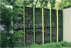 full size of outdoor metal privacy panels canada garden screening uk screen terrific backyard screens decorating
