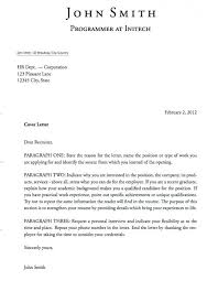 Resume Cover Letter Format Pdf Cover Letter Format Resume Cover With