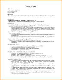 Job Resume Examples No Experience Template Idea Doc 645746 Resume