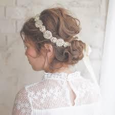 ドレスに似合う髪型特集結婚式から成人式まで人気髪型を紹介