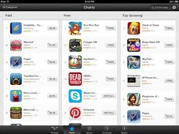 Hands On Review Of The Redesigned Ios 6 App Store