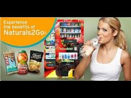 Naturals2go Vending Machines Impressive School Vending Machines With Healthy Snacks A Hot Franchise