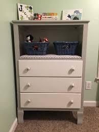 Dresser Drawer Shelves A Dresser Without Drawers Give It A New Life Our Shelves