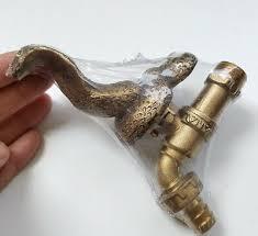 brass garden faucet tap cobra spigot