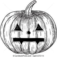 Pauroso Schizzo Divertente Scarabocchiare Halloween Male Mano