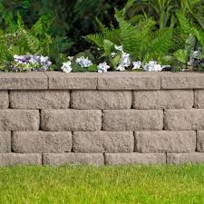 savannah concrete retaining wall block