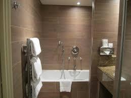 simple brown bathroom designs. Plain Simple Bathroom Decorating Ideas Small Guest Design Designs With Tub Idea Bath And  Brown Tiles Bathrooms Shower Bathtub Simple Little Washroom Plans Great Spaces