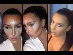 contour makeup kim kardashian. 0. celebrity contour diy face foundtaion highlight kim kardashian makeup g
