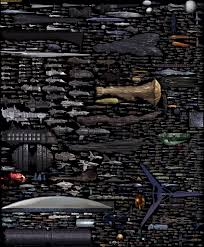 Ship Size Chart I Take No Credit For This Goto Dirkloech