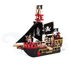 le toy van barbarossa wooden pirate ship le toy van australia wooden eco boys toys noosa