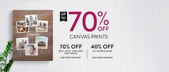 up to 70 off all canvas  on personalised canvas wall art uk with online photo printing personalised photo gifts snapfish uk