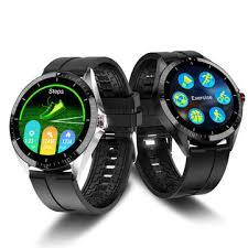 <b>KUMI GW16T</b> Temperature Monitor Multi Dial Wristband Blood ...