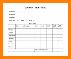 free printable weekly time sheets 14 timesheet weekly new tech timeline