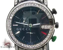 diamond gucci watch ya101331 mens gucci stainless steel diamond gucci watch ya101331 gucci