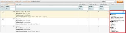 Amazon Integration M2e - Listing Pro Edit Settings