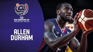 Allen Durham (Meralco Bolts) v Petrochimi - Mixtape - FIBA Asia Champions  Cup 2018 - YouTube