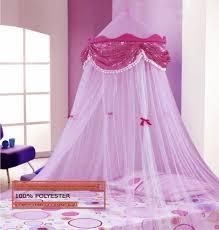 Post Crown Argo Frame Lighted Trim Canopy Parts Princess Dorm Pink ...