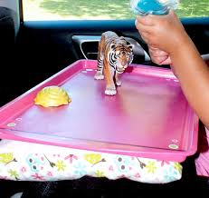 we used a cookie sheet and some s fabric to make this diy road trip travel