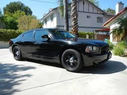 Sell used 2009 Dodge Charger Hemi Police package Ex FBI executive 58000  miles Black- Black in Woodland Hills, California, United States, for US  $15,900.00