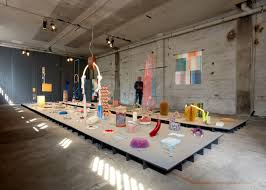 Design Academy Eindhoven Master Eindhoven Graduates Show Material Experiments In Milan