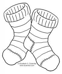Small Picture Fox In Socks Coloring Pages For Property Within Sock Page glumme
