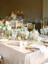 glamour blush gold wedding glamour and grace roque events blush gold wedding glamour