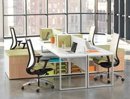Office design solutions Living Hon Benching System Above Is One Example Of New Workstation Style That Deviates Benhar Office Interiors Benching One Of The Newest Office Design Solutions Idaho Business