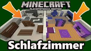 Minecraft Schlafzimmer Einrichtung Deko Designs