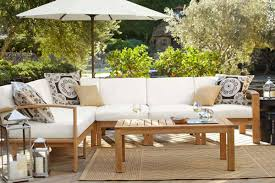 west elm outdoor furniture. Fabulous West Elm Patio Furniture Residence Decorating Photos 6 Outdoor Sectional Sofas For A Contemporary T
