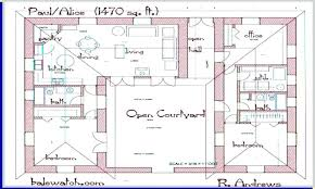 h shaped house plans with pool in middle luxury u shaped house plans fresh u shaped