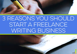 reasons you should start a lance writing business frugal rules  lance writing can be a great way to make extra money or be a full