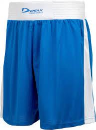 <b>Шорты</b> для <b>бокса</b> Demix Синий цвет — купить за 599 руб. в ...