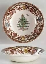 Christmas Tree By Spode China At Replacements LtdSpode Christmas Tree Cereal Bowls