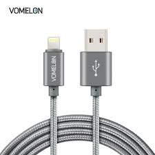 com 2pack apple lightning to usb sync charging cable super sd extra long nylon braided usb cable for iphone 6 6 plus ipod touch 5 6